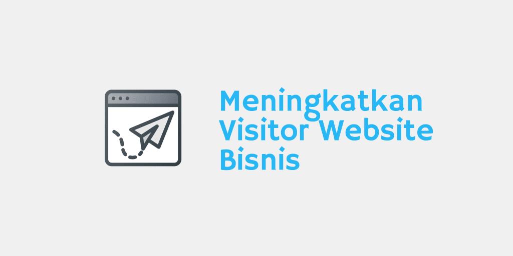 meningkatkan website visitor