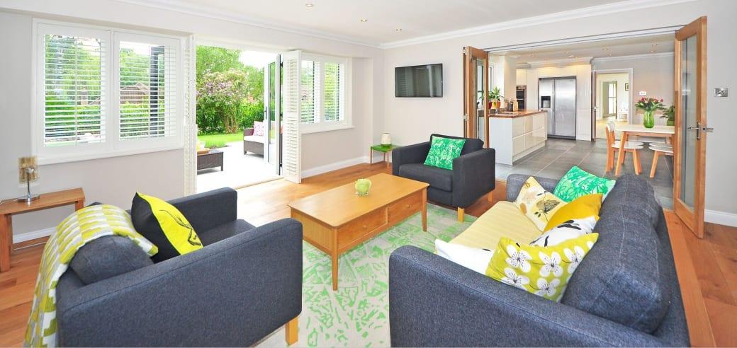 desain interior rumah gaya klasik