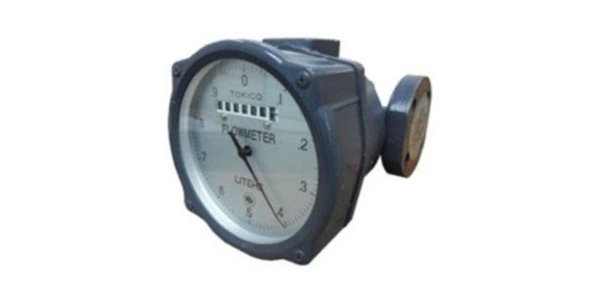 DISTRIBUTOR FLOW METER AMICO